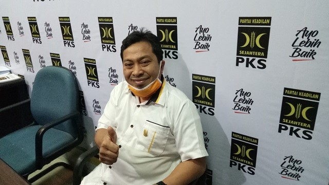 Anwar Farouk -Legislator PKS
